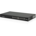 Ubiquiti Networks EdgeSwitch 24 Lite Managed L2/L3 Gigabit Ethernet (10/100/1000) 1U Black