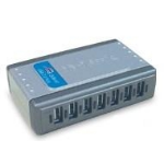 D-Link Hi-Speed USB 2.0 7-Port Hub interface hubZZZZZ], DUB-H7/B
