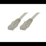 Microconnect CAT5e UTP 1m 1m Cat5e U/UTP (UTP) Grey networking cable