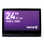 "Wortmann AG TERRA All-in-One PC 2411 2.7GHz i5-6400 24"" 1920 x 1080pixels Touchscreen Black All-in-One PC"