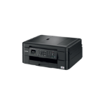Brother MFC-J480DW 1200 x 6000DPI Inkjet A4 27ppm Wi-Fi Black multifunctional