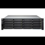 QNAP EJ1600 v2 disk array Black