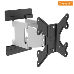 Brateck Full Motion TV bracket for 23'-42' LED, 3D LED, LCD TVs