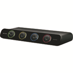 Belkin SOHO , VGA & USB - 4 Port KVM switch