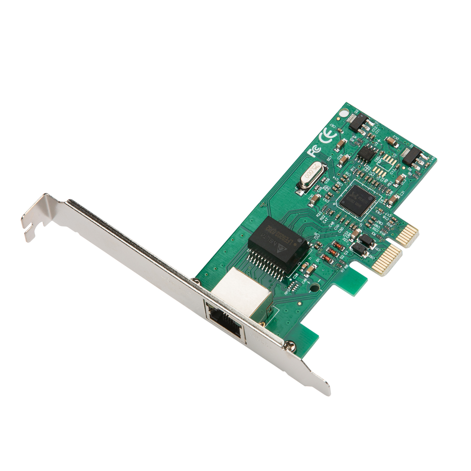 i-tec PCIe Gigabit Ethernet Card