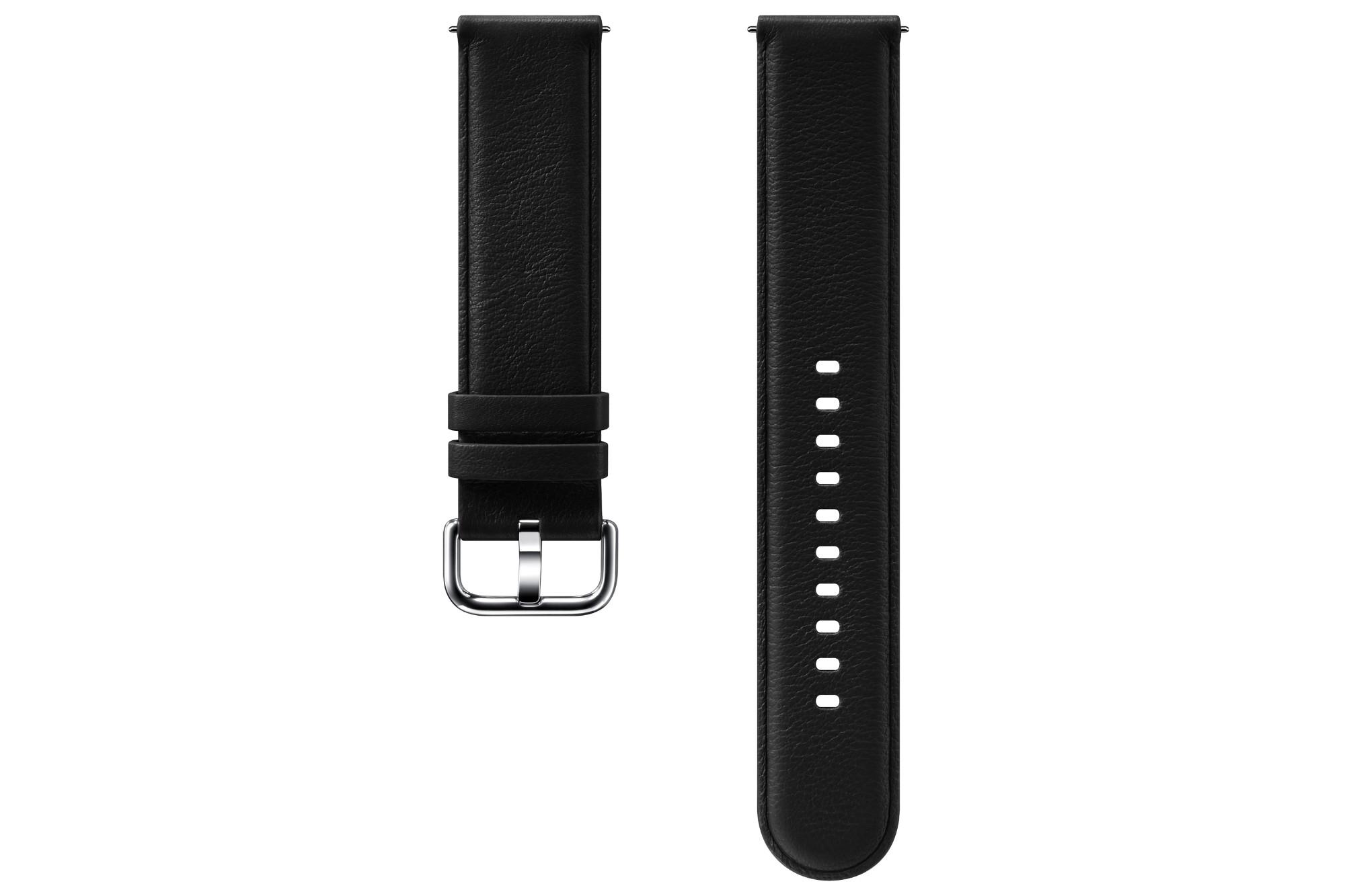 Samsung ET-SLR82 Band Black Leather