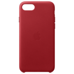 "Apple MXYL2ZM/A mobile phone case 11.9 cm (4.7"") Cover Red"