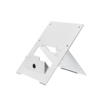R-Go Tools Riser laptop stand white