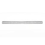 GBC WireBind Binding Wires 3:1 No8 12.5mm A4 Black (100)