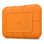 LaCie Rugged 500 GB Orange