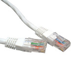 """AddOn Networks CAT6A, 7ft. networking cable 82.7"""" (2.1 m) White"""