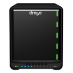 Drobo 5N2 NAS Desktop Ethernet LAN Black
