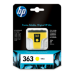 HP 363 Original Amarillo 1 pieza(s)