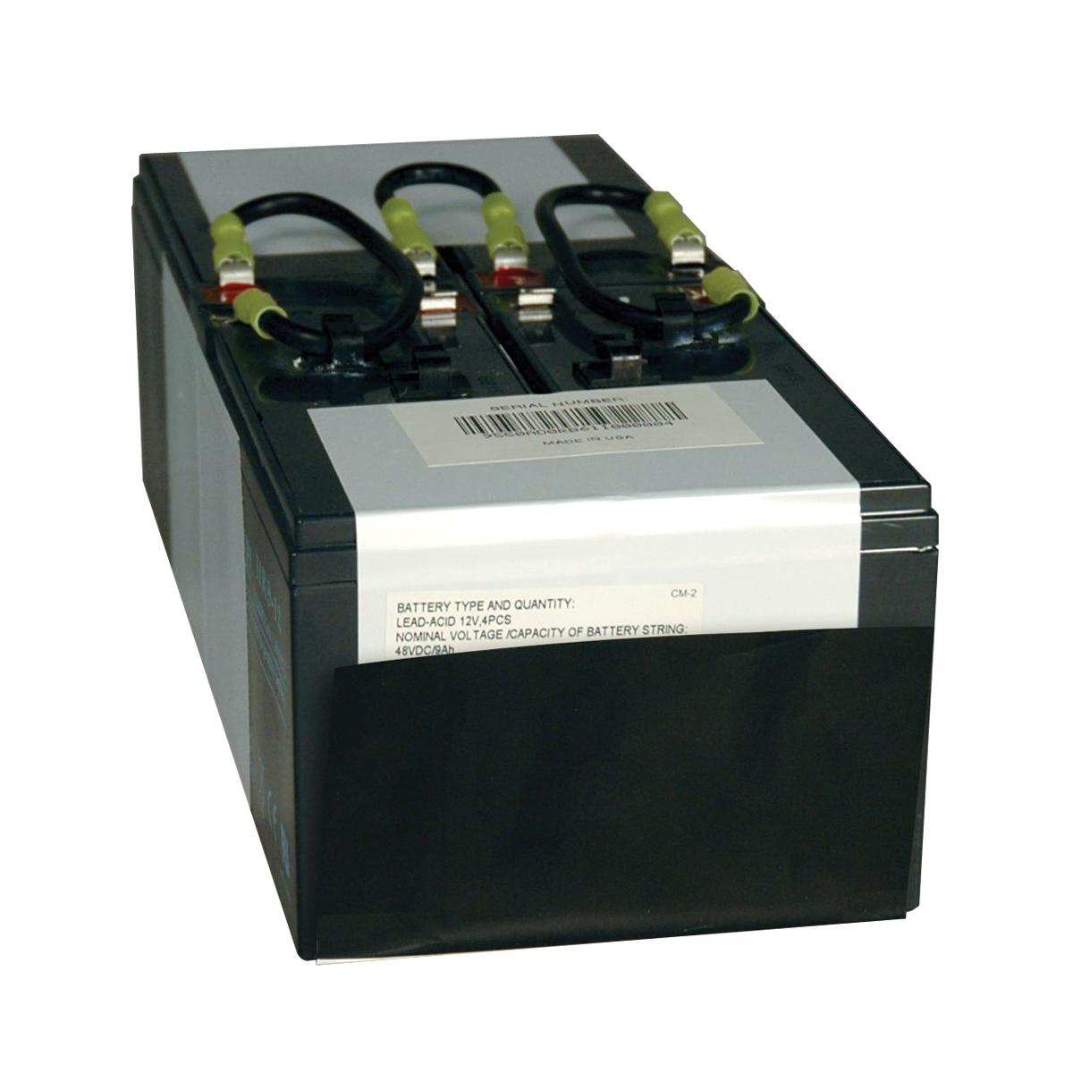 Tripp Lite 3U UPS Replacement 48VDC Battery Cartridge