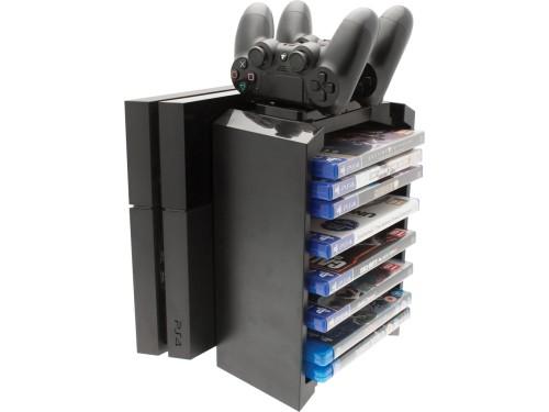 Venom Games Storage Tower & Twin Charger