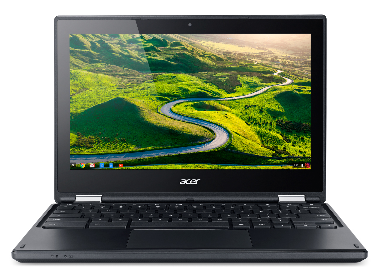 "Acer Chromebook R 11 C738T-C2EJ 1.6GHz N3060 11.6"" 1366 x 768pixels Touchscreen Black Chromebook"
