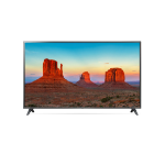 "LG 75UK6200PLB TV 190.5 cm (75"") 4K Ultra HD Smart TV Wi-Fi Black"