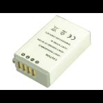 2-Power Digital Camera Battery 7.2V 850mAh