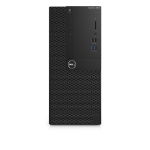DELL OptiPlex 3050 3.9GHz i3-7100 Mini Tower Black PC