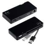 i-tec Advance USB 3.0 Travel Docking Station HDMI or VGA
