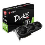 MSI GeForce RTX 2080 DUKE OC 8GB GDDR6 VR Ready Graphics Card **PRE-ORDER**