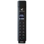 Origin Storage Sentry K300 Secure USB 3.1 Gen 1 Keypad Flash Drive 256-BIT AES 256GB 3.0 (3.1 Gen 1) Black USB flash drive