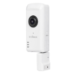 Edimax Technology Co. Edimax Home automation - HD WiFi Camera With 180-Degree View