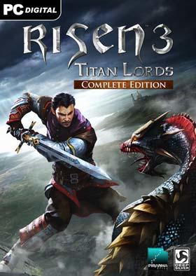 Nexway Act Key/Risen 3-Titan Lords Complete Ed vídeo juego PC Español