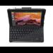 Logitech Slim Folio teclado para móvil QWERTY Inglés internacional Negro Bluetooth