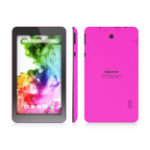 """Hipstreet Titan 4 7"""" Quad CoreGoogle Certified Android 5 8GB Tablet Bluetooth - Pink"""