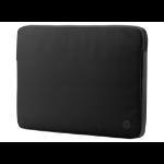 """HP 33.78 cm (13.3"""") Spectrum Black Sleeve 13.3"""" Notebook sleeve Black"""