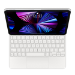 Apple MJQJ3LB/A mobile device keyboard White QWERTY US English