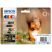 Epson Squirrel Multipack 6-colours 378XL / 478XL Claria Photo HD Ink