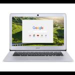 "Acer Chromebook 14 CB3-431-C7VZ 1.6GHz N3160 14"" 1920 x 1080pixels Silver Chromebook"
