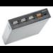AKASA 4 Port USB Panel with Fast Charging Port