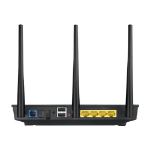 ASUS DSL-N55U Dual-band (2.4 GHz / 5 GHz) Gigabit Ethernet