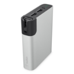 Belkin MIXIT↑ Power RockStar 6600 power bank Black,Silver 6600 mAh