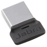 Jabra LINK 370 UC USB 30m Black, Silver Bluetooth audio transmitter