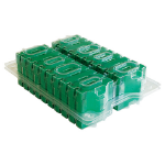 Hewlett Packard Enterprise LTO-4 Ultrium 1.6TB Custom Labeled No Case 20-Pack 800GB LTO