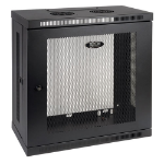 Tripp Lite 12U Wall-Mount Server Rack Enclosure Cabinet, Low Profile and Patch-Depth