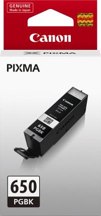 Canon PGI650BK Black ink cartridge
