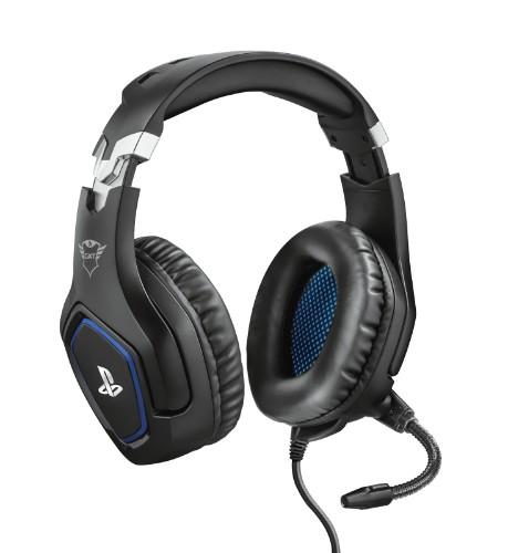 Trust GXT 488 Forze PS4 Headset Head-band Black