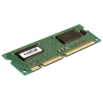 Crucial 256MB DDR PC2700 memory module