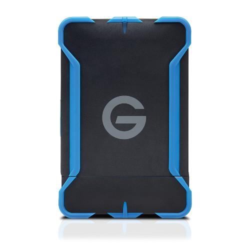 G-Technology G-DRIVE ev ATC external hard drive 1000 GB Black,Blue