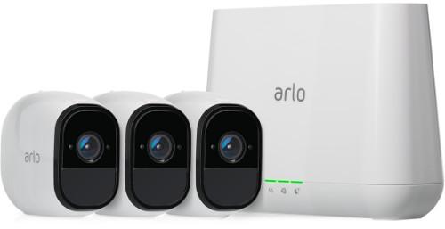 Netgear VMS4330P Wired & Wireless video surveillance kit