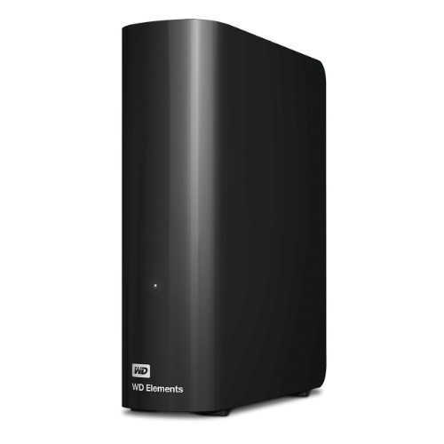 Western Digital WD Elements external hard drive 16000 GB Black