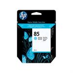 HP C9428A (85) Ink cartridge bright cyan, 69ml