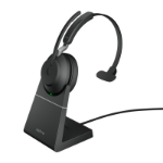 Jabra Evolve2 65, UC Mono Headset Head-band Black