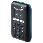 Payleven Chip & PIN Plus Wi-Fi + 3G Black smart card reader