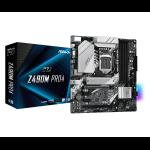Asrock Z490M Pro4 motherboard Micro ATX Intel Z490